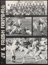 1979 Dysart High School Yearbook Page 50 & 51