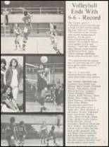 1979 Dysart High School Yearbook Page 54 & 55