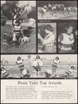 1979 Dysart High School Yearbook Page 70 & 71