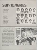 1979 Dysart High School Yearbook Page 142 & 143