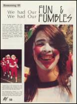 1990 Illinois Valley High School Yearbook Page 16 & 17