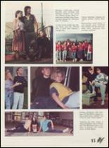 1990 Illinois Valley High School Yearbook Page 20 & 21