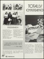 1990 Illinois Valley High School Yearbook Page 24 & 25