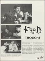 1990 Illinois Valley High School Yearbook Page 28 & 29