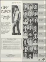 1990 Illinois Valley High School Yearbook Page 30 & 31