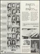 1990 Illinois Valley High School Yearbook Page 32 & 33
