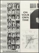 1990 Illinois Valley High School Yearbook Page 34 & 35