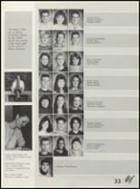 1990 Illinois Valley High School Yearbook Page 38 & 39