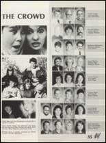 1990 Illinois Valley High School Yearbook Page 40 & 41