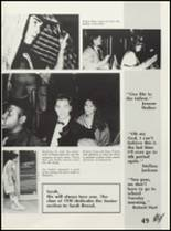 1990 Illinois Valley High School Yearbook Page 54 & 55