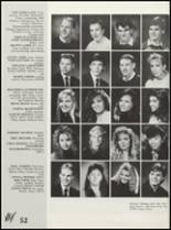 1990 Illinois Valley High School Yearbook Page 58 & 59