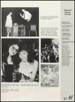 1990 Illinois Valley High School Yearbook Page 62 & 63