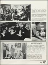 1990 Illinois Valley High School Yearbook Page 82 & 83