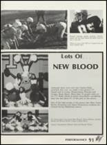 1990 Illinois Valley High School Yearbook Page 96 & 97