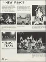 1990 Illinois Valley High School Yearbook Page 100 & 101