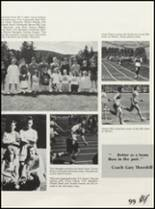 1990 Illinois Valley High School Yearbook Page 104 & 105