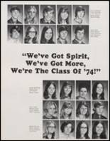 1973 Skiatook High School Yearbook Page 40 & 41