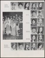 1973 Skiatook High School Yearbook Page 56 & 57