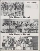 1973 Skiatook High School Yearbook Page 82 & 83