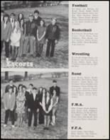 1973 Skiatook High School Yearbook Page 92 & 93