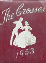 1953 Yearbook Las Cruces High School