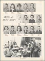 1966 Llano High School Yearbook Page 34 & 35
