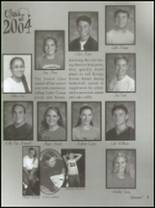 2003 Cheylin High School Yearbook Page 12 & 13
