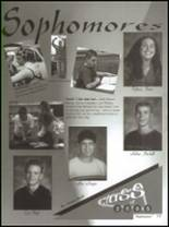 2003 Cheylin High School Yearbook Page 14 & 15