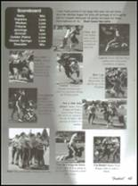 2003 Cheylin High School Yearbook Page 48 & 49