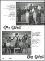 2003 Cheylin High School Yearbook Page 104 & 105
