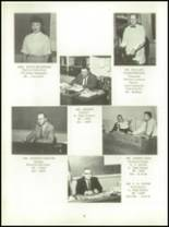 1963 Lakeview High School Yearbook Page 12 & 13