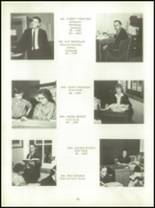 1963 Lakeview High School Yearbook Page 16 & 17