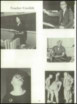 1963 Lakeview High School Yearbook Page 20 & 21