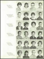 1963 Lakeview High School Yearbook Page 22 & 23