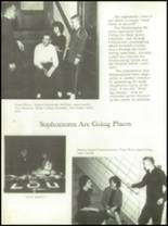 1963 Lakeview High School Yearbook Page 48 & 49