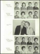 1963 Lakeview High School Yearbook Page 52 & 53