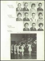 1963 Lakeview High School Yearbook Page 54 & 55