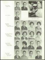 1963 Lakeview High School Yearbook Page 56 & 57