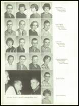 1963 Lakeview High School Yearbook Page 58 & 59