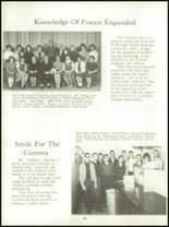1963 Lakeview High School Yearbook Page 70 & 71