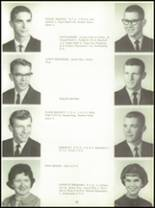 1963 Lakeview High School Yearbook Page 90 & 91