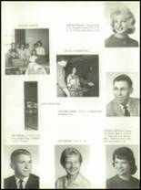 1963 Lakeview High School Yearbook Page 98 & 99