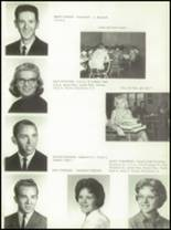 1963 Lakeview High School Yearbook Page 100 & 101