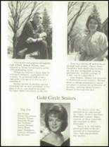 1963 Lakeview High School Yearbook Page 102 & 103