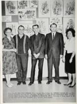 1963 Lee High School Yearbook Page 34 & 35