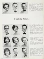 1963 Lee High School Yearbook Page 56 & 57