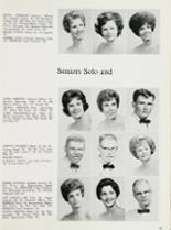 1963 Lee High School Yearbook Page 64 & 65