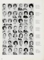 1963 Lee High School Yearbook Page 92 & 93