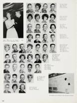 1963 Lee High School Yearbook Page 108 & 109