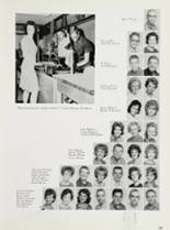 1963 Lee High School Yearbook Page 110 & 111
